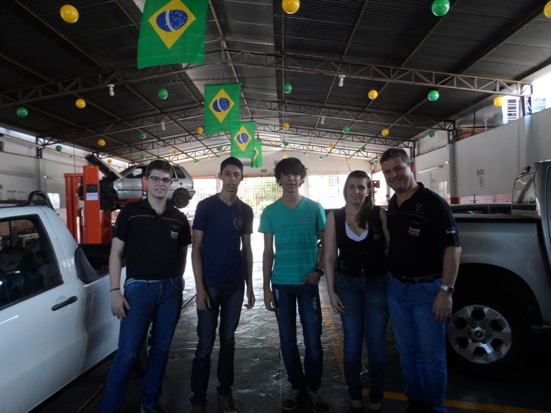 Projeto ACIR - Junior Achievement 20-05-2014