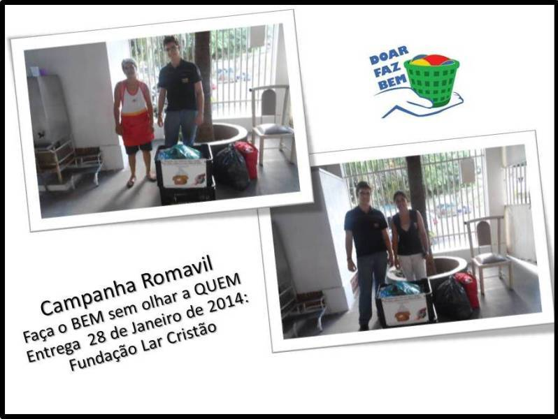 Campanha Romavil 01-2014