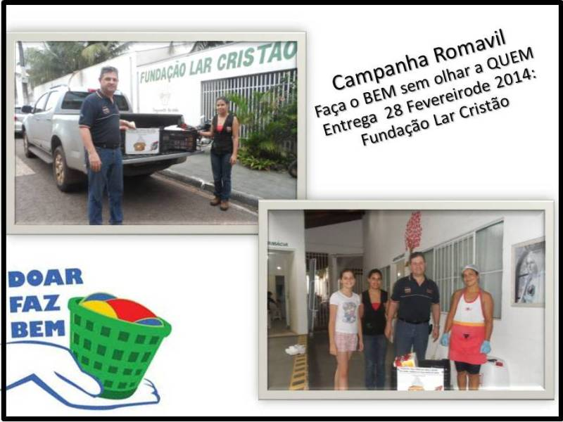 Campanha Romavil 02-2014
