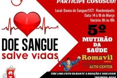 Campanha 5º Mutirão da Saúde