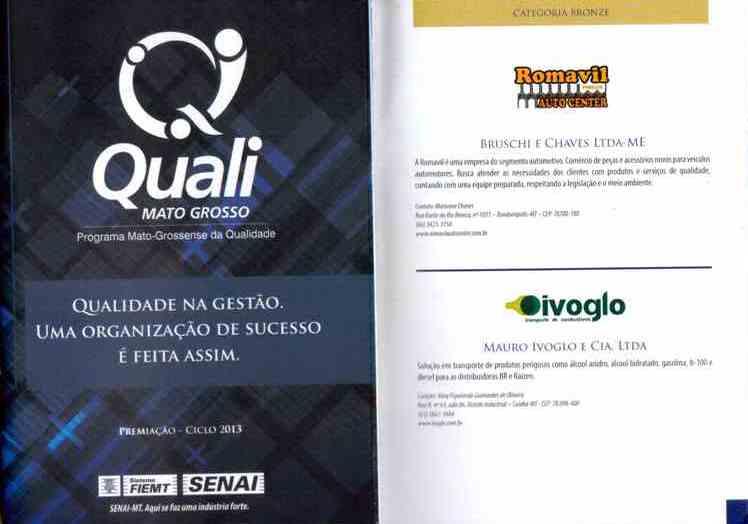 Revista Quali - MT 2013